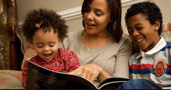 how to make reading with children more effective