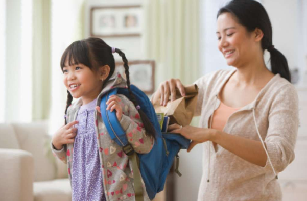 Tips to Get your Child Ready for School
